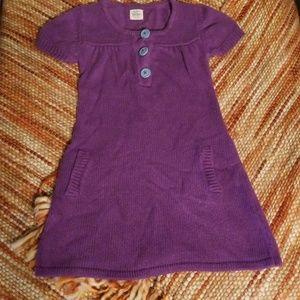 Girls 5 6 mini boden sweater dress